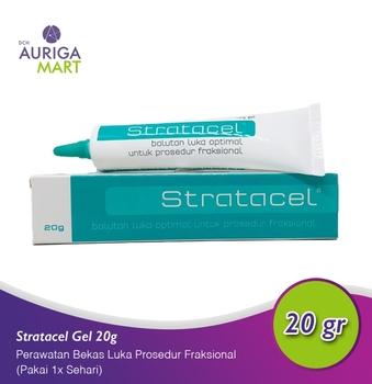 Stratacel Gel 20 g harga terbaik 1099000