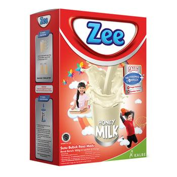 Zee Reguler Honey Milk 2 x 450 g harga terbaik