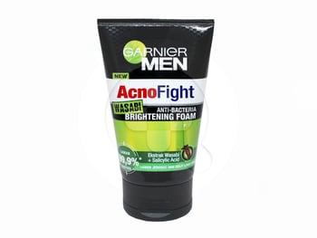 Garnier Men Acno Fight Wasabi Foam 100 ml