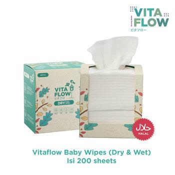 VITAFLOW Baby Wipes  harga terbaik 75900