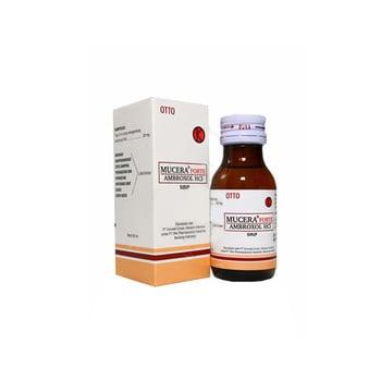 Mucera Forte Sirup adalah obat untuk mengatasi batuk berdahak.