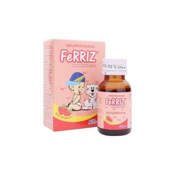 Ferriz Tetes 15 ml harga terbaik