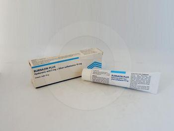 Burnazin Plus krim 25 g diindikasikan untuk lesi kulit, terutama yang beresiko tinggi mengalamai infeksi.