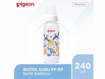 Pigeon Botol Susu PP RP 240 mL - Batik Bangau harga terbaik 46000