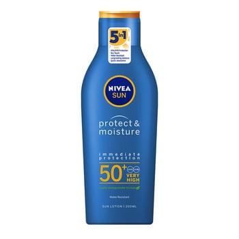 NIVEA Sun Lotion SPF50+ 200 ml harga terbaik 199500