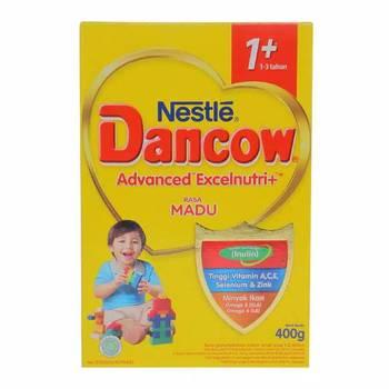 Dancow 1+ Excelnutri+ Usia 1-3 Tahun Rasa Madu 400 g harga terbaik