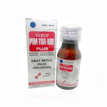 Pim-Tra-Kol adalah obat untuk meringankan gejala flu