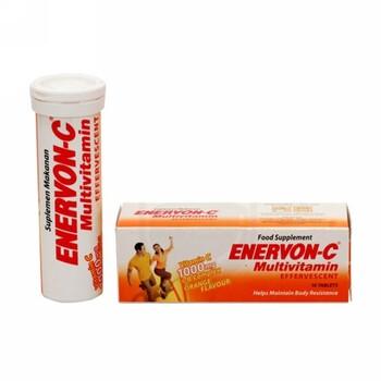 Enervon-C Tablet Effervescent Rasa Jeruk  harga terbaik