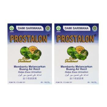 Dami Sariwana Prostalon Pil  harga terbaik 28000