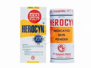Herocyn Bedak Dewasa 75 g harga terbaik 12009