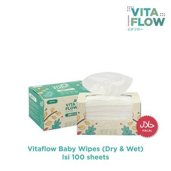 VITAFLOW Baby Wipes  harga terbaik 53500