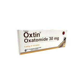 Oxtin adalah obat yang dapat digunakan untuk rhinitis, urtikaria kronis, konjungtivitas folikuler dan alergi makanan