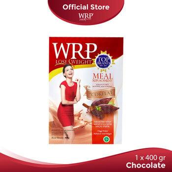 WRP Meal Replacement Chocolate 400 g harga terbaik 124500