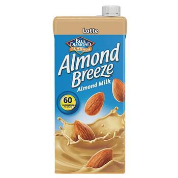 Blue Diamond Almond Milk / Susu Almond / Almond Milk - Latte 946 ml harga terbaik 55000