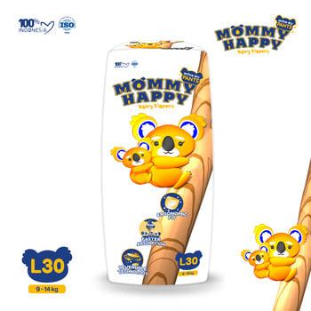 Mommy Happy Baby Diapers L30 harga terbaik 39900