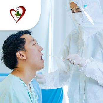 Rapid Swab Antigen Test COVID-19 di Liza Ardany (Klinik Pribadi), Jawa Barat
