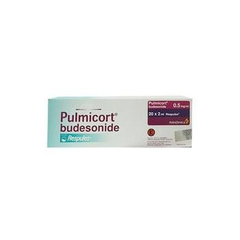 Pulmicort Respules 0,5 mg/ml adalah obat untuk mengobati asma