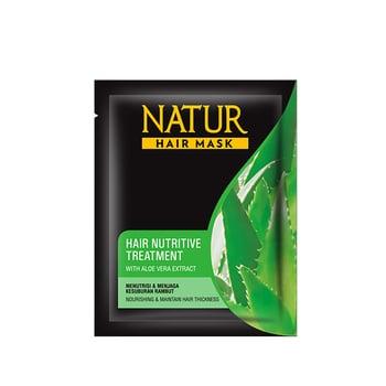 Natur Hair Mask Aloevera 22.5 mL