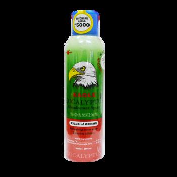 Eagle Eucalyptus Disinfectant Spray 280 ml harga terbaik 59500
