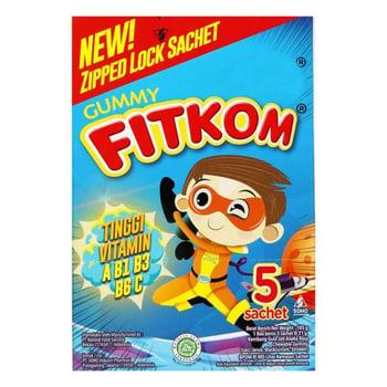 Fitkom Gummy Fruit and Veggie  harga terbaik 17110