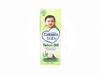 Cussons Baby Telon Oil 100 ml harga terbaik 25674