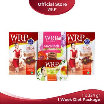 wrp diet package
