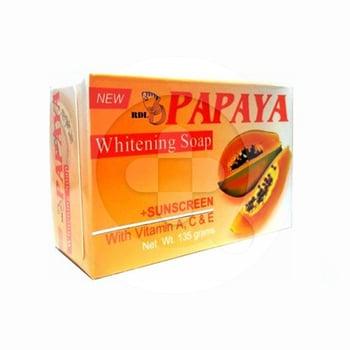 RDL Soap New Papaya Whitening 135 g harga terbaik 11810