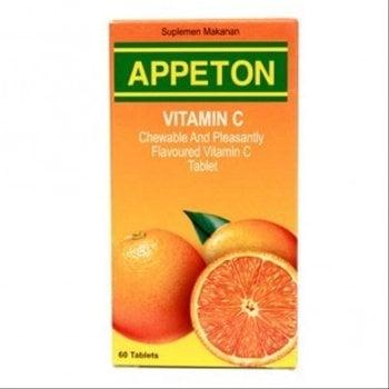 Appeton Vitamin C Tablet 250 mg  harga terbaik