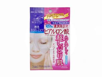 Kose Clear Turn White Mask Hyaluronic Acid - 1 Sheet harga terbaik