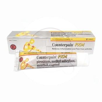 Counterpain Piroxicam Gel 15 gram harga terbaik