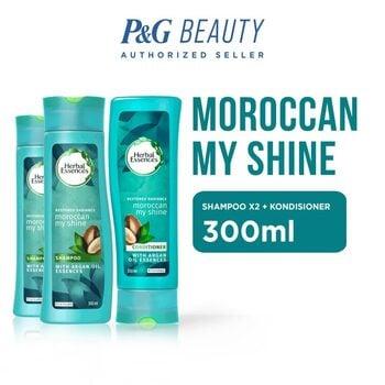 Herbal Essences Moroccan My Shine - Shampoo  harga terbaik 104700