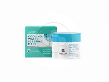 Azarine Cooling Water Sleeping Mask 25 gr harga terbaik 57500