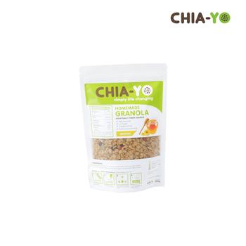 Chia-Yo Homemade Granola Original 250 g harga terbaik 50000