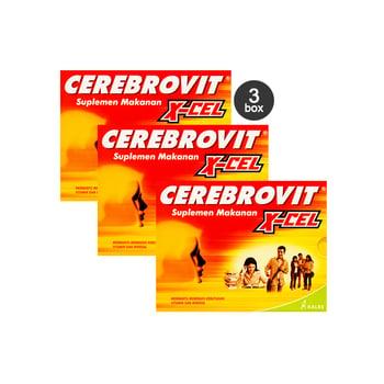 Cerebrovit Excel  harga terbaik 59400