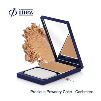 Inez Precious Powdery Cake/PPC - Cashmere harga terbaik