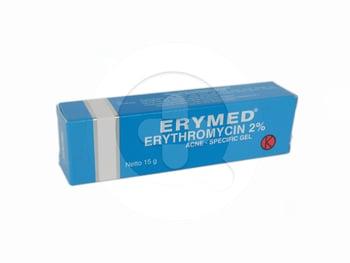 Erymed 2 % gel 15 g adalah obat yang digunakan untuk mengatasi jerawat.