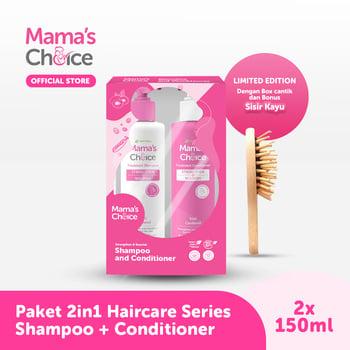 Mama's Choice Paket 2in1 Hair Care Series  harga terbaik 189000