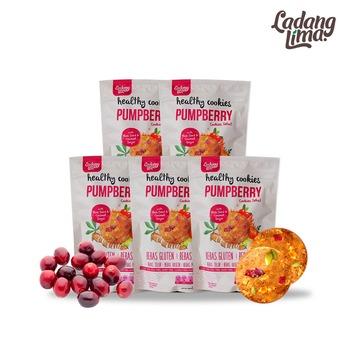 Ladang Lima Cookies Pumpberry 180 g  harga terbaik 155000