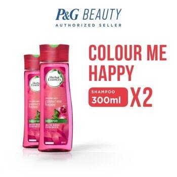 Herbal Essences Shampoo Colour Me Happy 300 ml - Paket isi 2 harga terbaik 69800