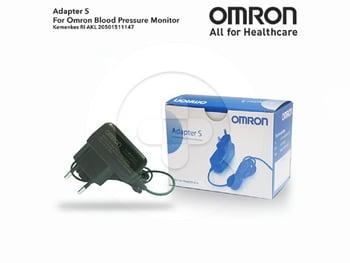 Omron Adaptor Blood Pressure Monitor harga terbaik 181500