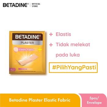 Betadine Plaster Elastis Fabric harga terbaik