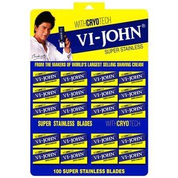 Vi John Super Stainless Double Edge Blades  harga terbaik 57100