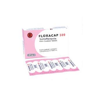 Floxacap tablet adalah obat untuk mengatasi infeksi bakteri.