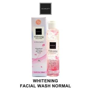 Scarlett Facial Wash Normal Original 100 ml harga terbaik 55000