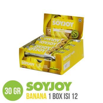 Soyjoy Banana 30 g (1 Box @ 12 Pcs)