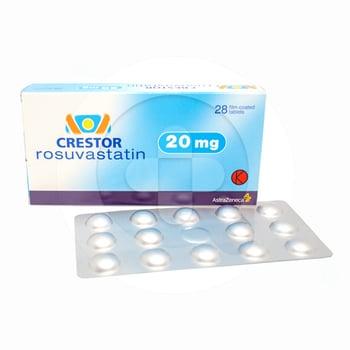 Crestor Tablet 20 mg  harga terbaik 783236