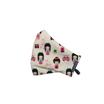 Maskit Masker Limited Edition - KIDS - Japanese Doll  harga terbaik