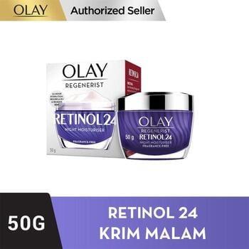 Olay Regenerist Retinol 24 Moisturiser 50 g harga terbaik 299000