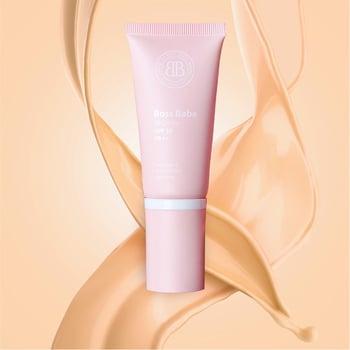 Beauty Boss Babe BB Cream - Honey harga terbaik 180000