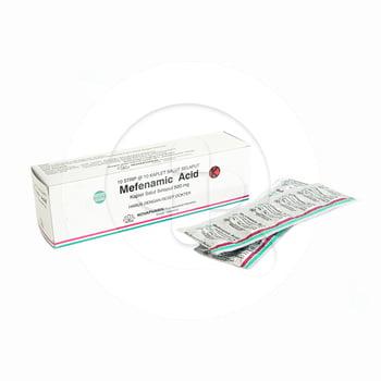 Asam Mefenamat Novapharin Kaplet 500 mg  harga terbaik